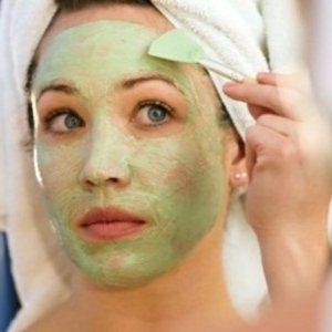 Nature in getting rid of acne