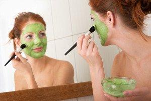 cosmetics acne scars