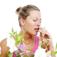 allergy foto