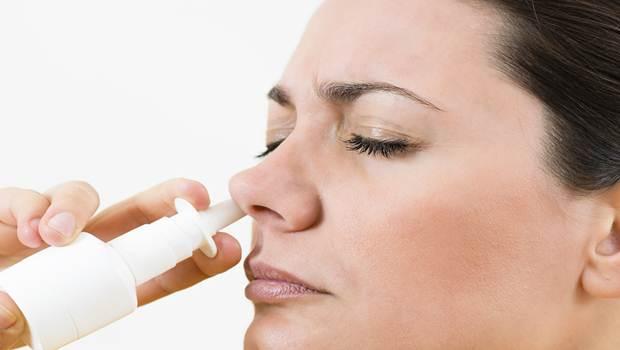 salt water for nose