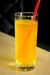 electrolyte drink.