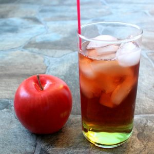 Apple recovery drink
