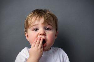 anker sores in children
