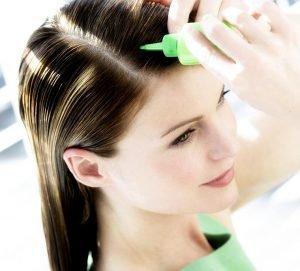 Cure hair