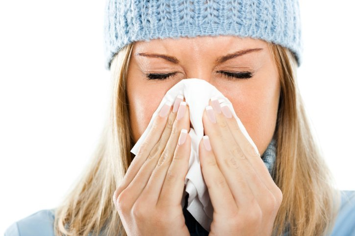 Get Rid of a Cold