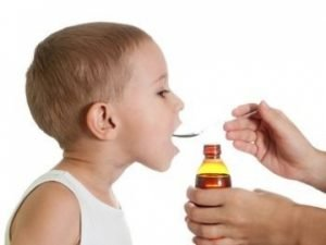 treatment of cough for children