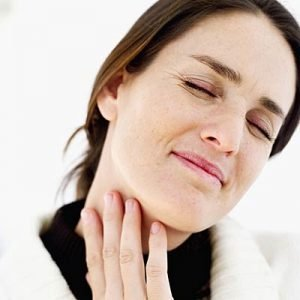 Cures throat diseases