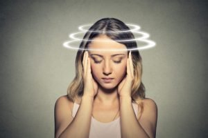 Vestibular system problems
