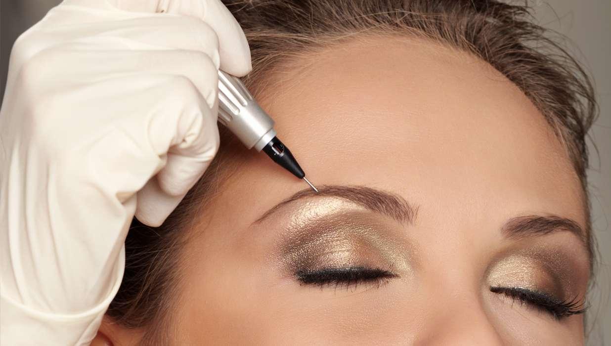 makeup permanent