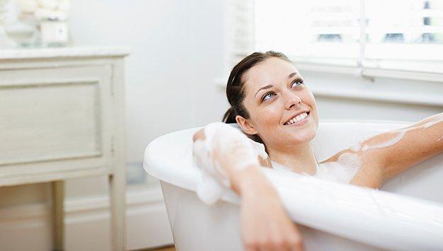 anti-cellulite baths