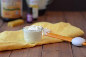 homemade face cream