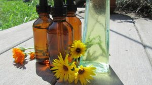 alcohol tincture of calendula