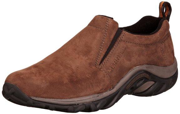Nubuck shoe