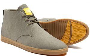 Textile shoe