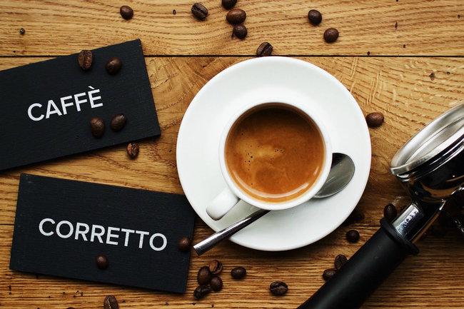 """Coffee """"Coretto"""""""