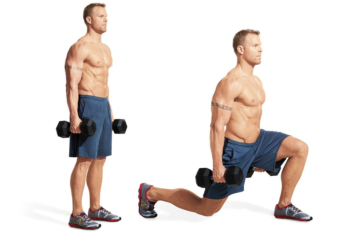Reverse bar leg workout