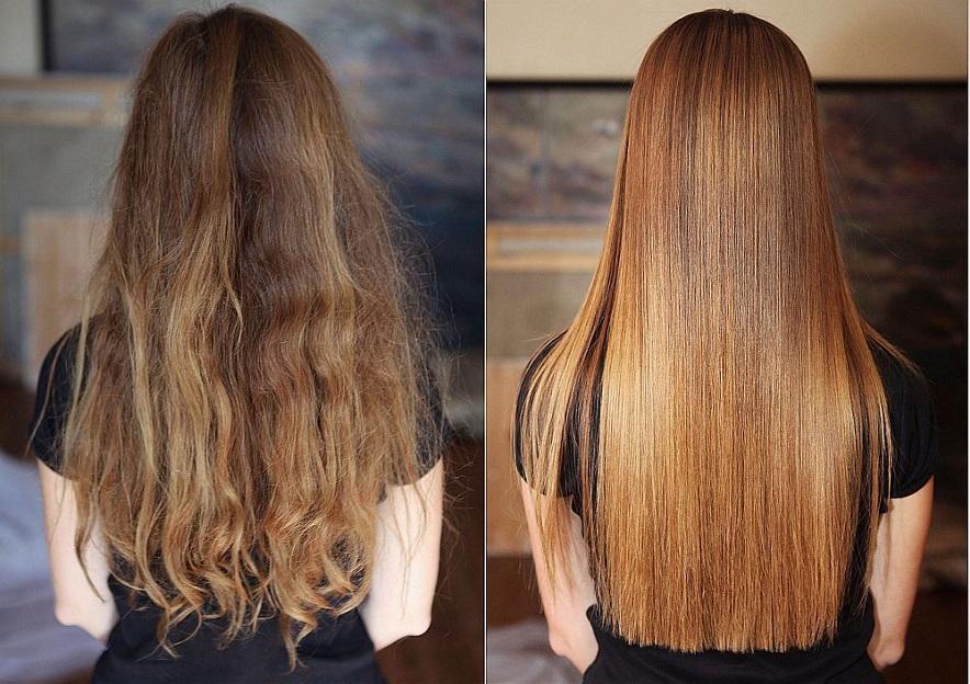 Hair Lamination at Home