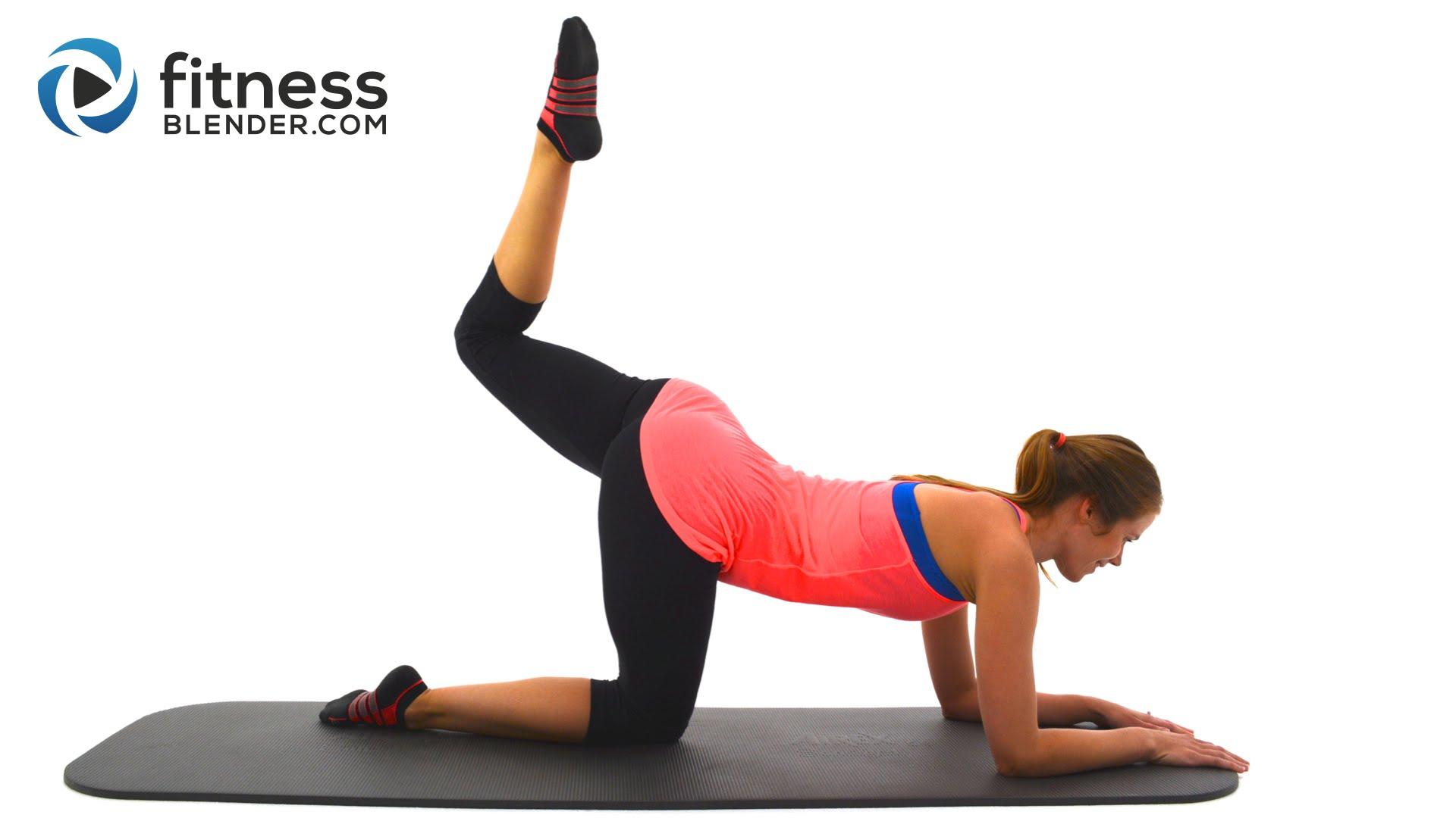 exercises for butt