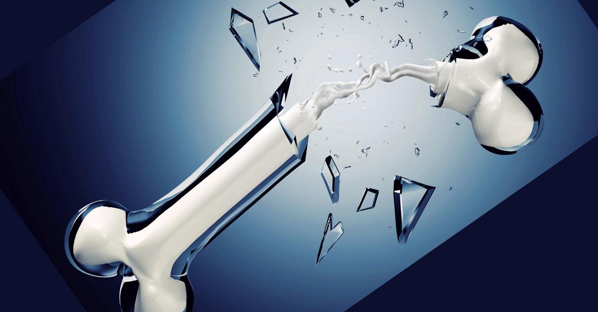 bones calcium