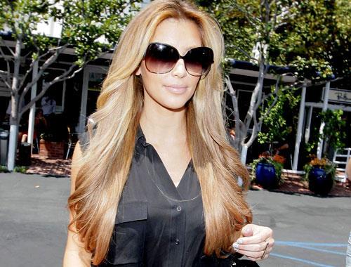 cascade long hair
