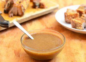 Liver sauce