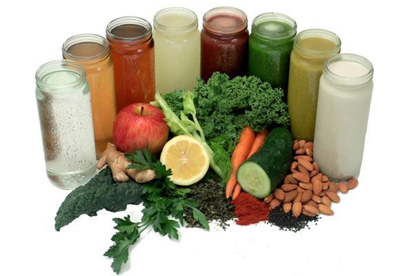Cleansing diet