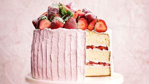 vanilla-sponge-cake-with-strawberry-meringue-buttercream-102934733_horiz[1]