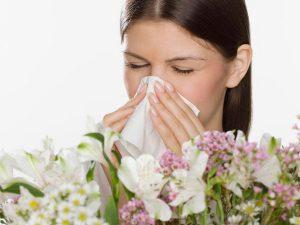 Pollinosis-Seasonal Allergy